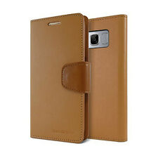 Leather Flip Wallet Case Protective Stand Pouch Cover for Galaxy Note 9 S9 S8 S7