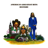 America - History · America's Greatest Hits - Vinyl LP Album Stereo - VG+ Plus