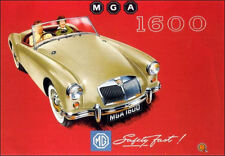 1960 MG 1600 Roadster, Cabrio #2, Refrigerator Magnet, 40 MIL