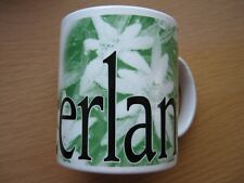 Starbucks Suisse Mug Céramique 2002 Starbucks Coffee Company
