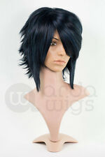 Heat-resistant Sasuke Naruto Layered Natural Thick Anime Cosplay Wig