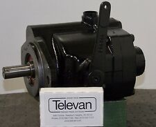 Vickers Hydraulic Piston Pump Model Pvb 15 Rdy 30 M 10 Pvb15