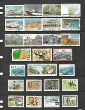 South Africa stamp selection.(ref.652a)