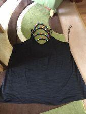 Black Papaya Matalan Beach Cover Up Dress Size XL