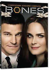 BONES - STAGIONE 11  6 DVD  COFANETTO  SERIE-TV
