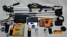 Job Lot Camera, Spares - Kodak Film, Olympus MJU Zoom 115, Tripods, Canon AS-6