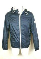 F1) Marken Tom Tailor Herren Jacke Gr.S blau neu Windjacke