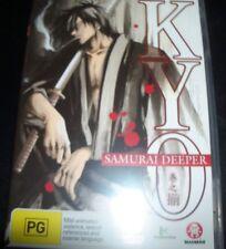 Samurai Deeper Kyo Akira /& Hotaru Paper Note Pad Anime NEW