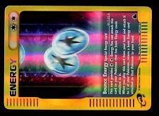 POKEMON SKYRIDGE HOLO (ENGLISH CARD) CARTE N° 142/144 BOUNCE ENERGY