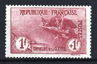 """FRANCE STAMP TIMBRE N° 154 """" ORPHELINS 1F+1F MARSEILLAISE """" NEUF TB A VOIR T008"""