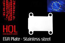 EGR VALVE BLANKING PLATE OPEL ASTRA VECTRA  SIGNUM 1.9 2.4 CDTI ALFA ROMEO JTDM