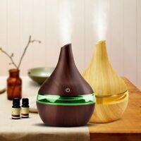 Essential Oil Diffuser 300ml Humidifier Air Aromatherapy Ultrasonic Aroma Purifi