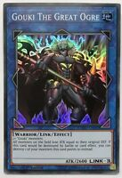 Yu-Gi-Oh! COTD-EN045 - Gouki The Great Ogre - 1st edition - Super Rare