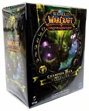 New Sealed World of Warcraft Elderlimb Champion Deck Druid Monster WoW TCG CCG