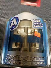 Audiobahn C2agu Fuse Holder 2 Way