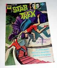STAR TREK #40 (WITH DR. McCOY'S DAUGHTER) WHITMAN 1976   gv