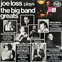 Joe Loss Plays The Big Band Greats Vinyl LP. 1970 Music For Pleasure MFP 1422.