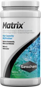 Aquarium Filtermaterial Seachem Matrix Bio Filter Medium