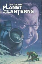 PLANET OF THE APES / GREEN LANTERN #1 MORRIS 1:15 VARIANT NM- OR BETTER