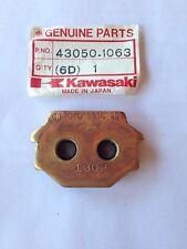 KAWASAKI FRONT BRAKE PAD KX125,KX250,KX500,KDX200  43050-1063 NOS!