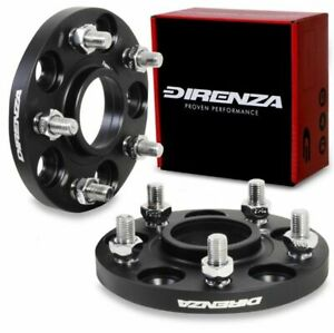 DIRENZA 5x114.3 15mm HUBCENTRIC WHEEL SPACER PAIR FOR HONDA CIVIC EP3 FN2 TYPE R