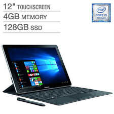 "New Samsung Galaxy Book 12"" 2-in-1 Laptop Intel i5 128GB SSD 4GB S Pen Keyboard"