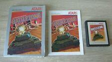 Battlezone (complete) - Atari 2600