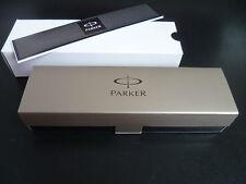 Coffret Écrin souple pour stylo PARKER boite pen box - neuve - à languette