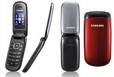 Original Samsung GT-E1190 1190 E1190 Unlocked Buttons Stylish Flip Mobile Phone
