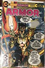 Armor #5 (Continuity Comics) (T6)