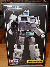 Transformers Takara MP-2 Masterpiece Ultra Magnus Cybertron City Commander MISB