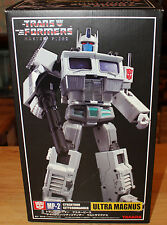 Takara Transformers MP-2 Masterpiece Ultra Magnus Cybertron City Commander MISB