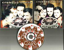 Neil Finn CROWDED HOUSE Chocolate Cake 1991 USA PROMO DJ CD single Tim 1991
