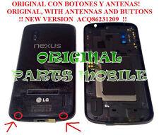 Tapa Bateria Battery Cover Antena LG E960 Nexus 4 New ORIGINAL ACQ86231201