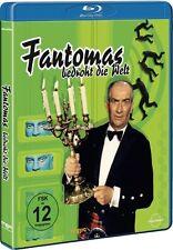 FANTOMAS BEDROHT DIE WELT (Louis de Funes, Jean Marais) Blu-ray Disc NEU+OVP