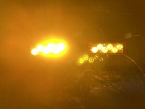 WHELEN 500 SERIES TIR6 SUPER LED LIGHTS 🚧