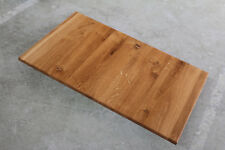 Tischplatte Platte Eiche Wild Rustikal Massiv Holz NEU Tisch Brett Leimholz