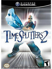 Time Splitters 2 Nintendo Gamecube Complete