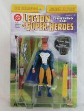 DC Direct Legion of Super Heroes Lightning Lad Action Figure - Read