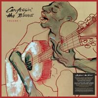 Confessin' the Blues Vol 1 - New Vinyl 2LP - Compiled by The Rolling Stones