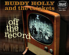 "BUDDY HOLLY   25CM   ROLLER COASTER   "" OFF THE RECORD ""  [UK]"