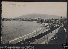 1761.-SAN SEBASTIAN -La Playa
