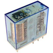 Finder 44.62.9.012.0000 Relais 12V DC 2xUM 10A 220R 250V AC Relay AgNi 854992