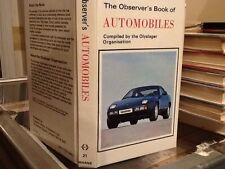 observers book of automobiles 1979