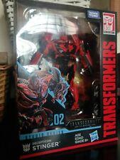 Transformers Studio Series Premier Deluxe - Decepticon Stinger