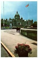 Lot 2 Parliament Buildings Victoria BC Canada Postcard