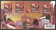 NETHERLANDS 2005 - 2007 BIRDS FLOWERS BALLOONS VARIOUS M/SHEETS & BOOKLET MNH