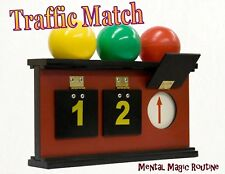 Traffic Match (Mental Magic Routine)- Auction Special