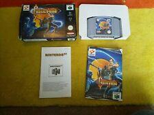 Nintendo 64 Castlevania N64 Game Boxed Complete PAL UK