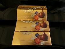 Lindt Lindor Assorted TRIO Irresistibly smooth Milk Hazelnut dark 37g 3pcs